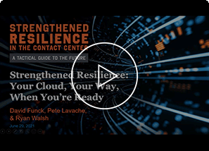 Strengthened Resilience Webinar: Cloud Your Way Video Thumbnail