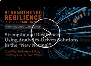 Strengthened Resilience Webinar: The New Normal Video Thumbnail