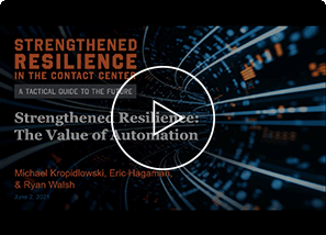 Strengthened Resilience Webinar: The Value of Automation Video Thumbnail