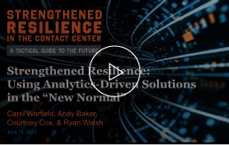 """Play Using Analytics-Driven Solutions in the """"New Normal"""" Video"""